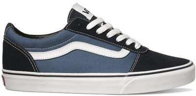 vans ward suede/canvas