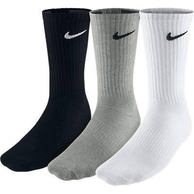 b00e9dbbe593 Description. The Nike Cushion Crew Socks  ...