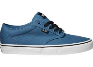 9047654675 Vans. ATWOOD. Canvas BLUE-ASH. Sizes  14.