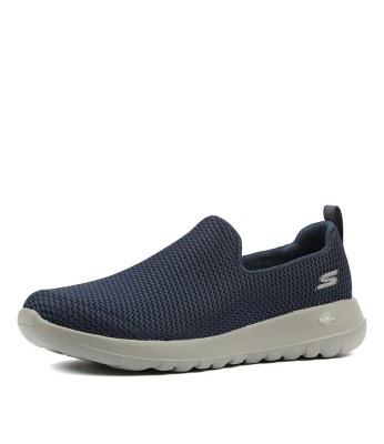 Skechers. GO WALK MAX. NAVY. Sizes:14.5